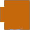 logo MD naranja 100